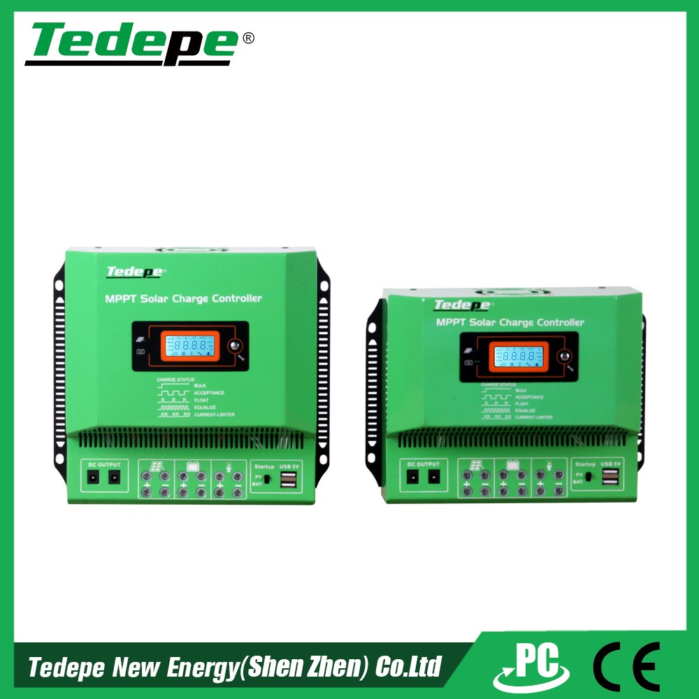 SC-MD Series Solar Controllers (20-60A)