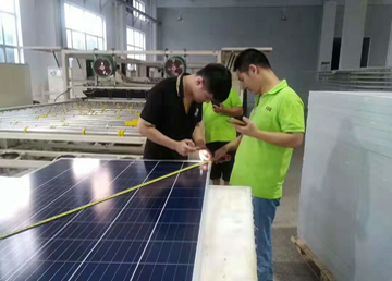 SAKO can produce solar panel for Pakistan  PSI and COC certificate ! Our buyers already clear the panel container from K port , now continue shipping ...