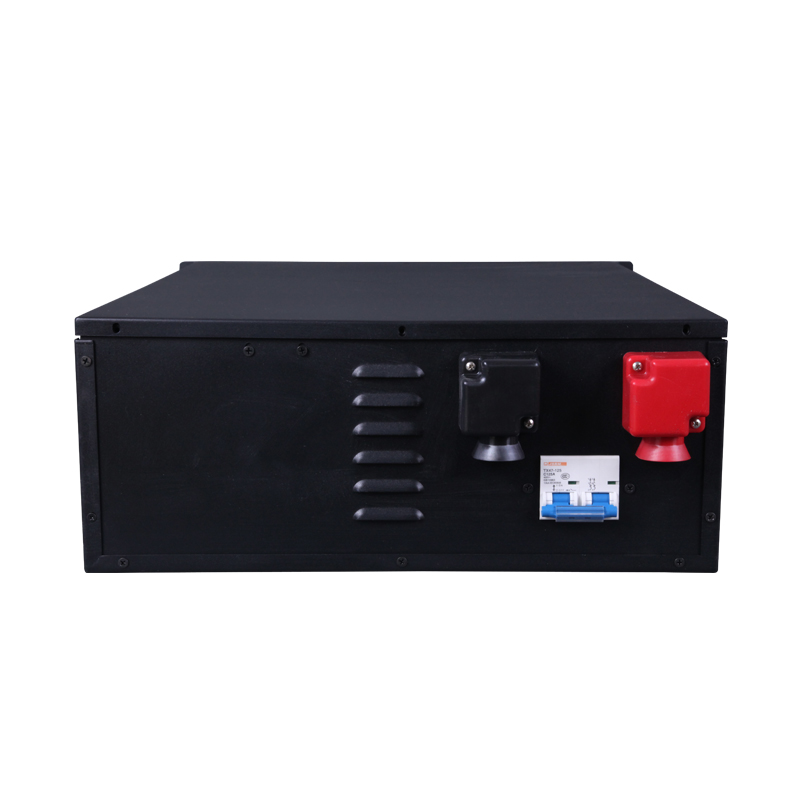 100KW solar inverter with 250KWH lithium power bank 48V100AH With 200A BMS Charge And Discharge With  Equalizer  Solar Storage Manufacturer